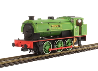"J9401 Austerity 0-6-0ST ""Robert"" in NCB Bold Colliery lined green - Limited Edition of 200 £99"