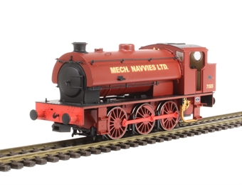 J9402 Austerity 0-6-0ST 71515 in Mech Navvies maroon - Limited Edition of 200 £99