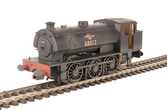 J9403 Class J94 0-6-0ST 68012 in BR black with late crest - lightly weathered - Limited Edition of 250 £99