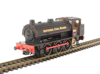J9407 Austerity 0-6-0ST No 4 in NCB Backworth Colliery lined black - Limited Edition of 200 £99