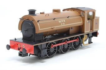J9410-PO03 Austerity 0-6-0ST No 15 in Wemyss Private Railway lined brown - Exclusive to Hattons - Pre-owned - Like new