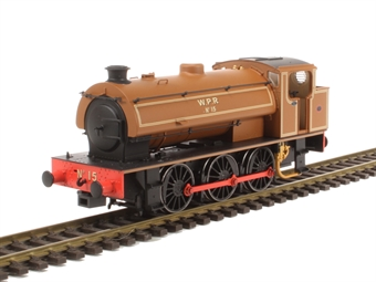 J9410 Austerity 0-6-0ST No 15 in Wemyss Private Railway lined brown - Limited Edition of 200 £99