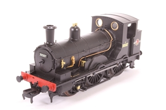 K2056-PO Class 0298 Beattie well tank 2-4-0T 30587 in BR black - limited edition for Kernow Model Centre - Pre-owned - DCC Sound-fitted - Inconsistent forward runner £180