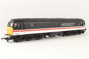 L105108 Class 47 47833 in Intercity Swallow Livery