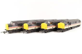 L149442 Class 37/4 x 4. The Volcano Collection (Limited to 300 Sets)