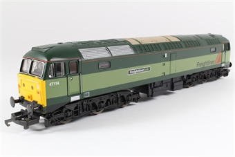 L204600 Class 47 47114 Freightliner Bulk in Freightliner green limited edition of 550