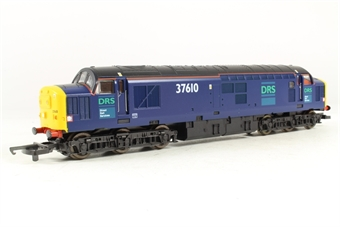 L204605 Class 37 37610 in DRS livery