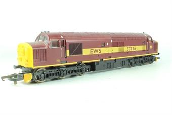 L204612 Class 37 37426 in EWS livery