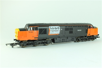 "L204622 Class 37 37884 ""Gartcosh"" in Loadhaul livery"