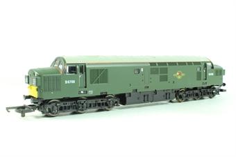 L204644 Class 37 D6700 in BR green