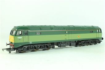 L204682 Class 47 47488 in Fragonset livery