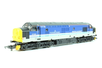 """L204697 Class 37/4 37420 """"The Scottish Hosteller"""" in BR Regional Railways livery. Limited edition of 1000 for Morays & Geoffrey Allison"""