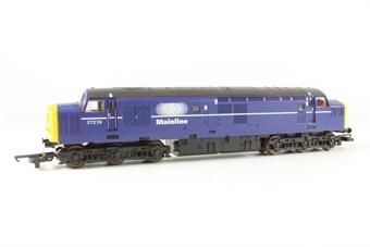 L204711 Class 37 37219 in Mainline Blue