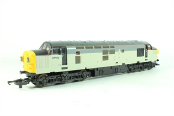 L204717 Class 37 37013 in Railfreight Triple Grey limited edition of 500