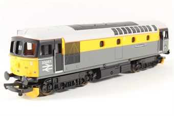 "L204756 Class 33 33051 ""Shakespeare Cliff"" in Dutch grey and yellow limited edition of 500"