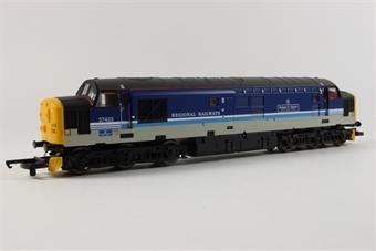 "L204763 Class 37 Diesel 37422 ""Robert F Fairlie"" in Regional Railways livery"