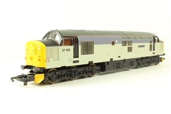 L204773 Class 37 37402 Bont-y-Bermo in Railfreight grey limited edition of 550