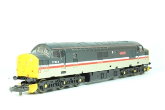 L204784 Class 37 37424 Isle of Mull in Mainline grey limited edition of 550