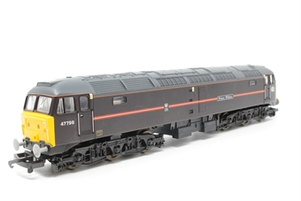 L204794-PO04 Class 47 47798 Prince William in Royal Train livery (EWS) - Pre-owned - imperfect box
