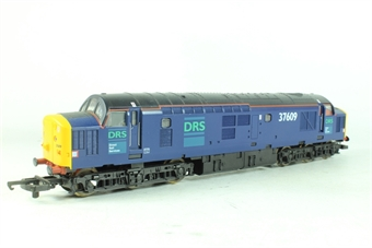 L204796 Class 37 37609 in DRS livery