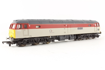 L204823 Class 47 47972Royal Army Ordnance Corps in Railway Technical Services grey and red limited edition of 850