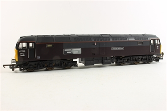 L204864 Class 47 47798 Prince William in Royal Train livery (RES)