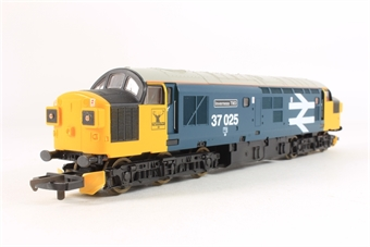 L204879 Class 37 37025 Inverness TMD in BR Large Logo blue limited edition of 500