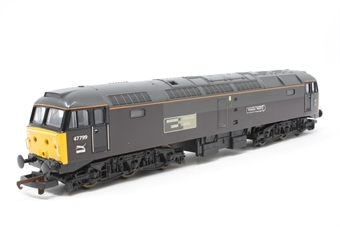 L204888-PO05 Class 47 47799 Prince Henry in Royal Train livery (RES) - Pre-owned - marks on body - imperfect box