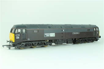 L204888 Class 47 47799 Prince Henry in Royal Train livery (RES)