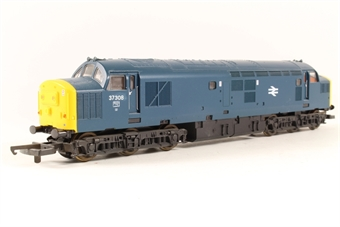 L204938 Class 37 37308 in BR Blue limited edition of 500