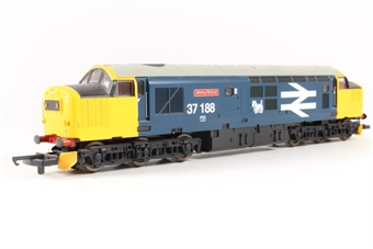 L204948 Class 37 37188 Jimmy Shand in BR Large Logo blue limited edition of 550