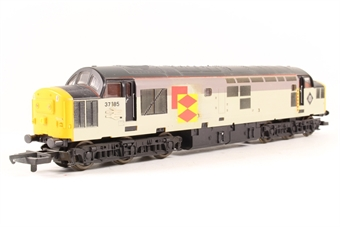 L205019 Class 37 37185 in Railfreight Distribution grey