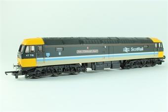 L205037 Class 47 47716 The Duke Of Edinburgh's Award in Scotrail livery