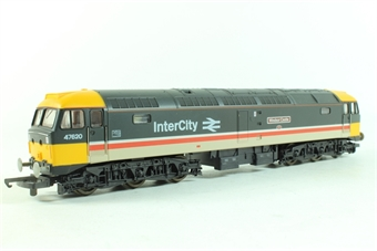 """L205041 Class 47/4 47620 """"Windsor Castle"""" in Intercity Executive livery"""