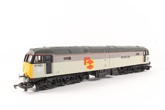 "L205045 Class 47 diesel 47283 ""Johnnie Walker"""