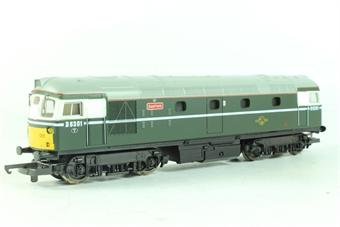 "L205075 Class 26 Diesel. D5301 BR Green. ""Eastfield"""