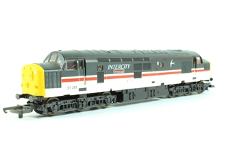 L205079 Class 37 37251 The Northern Lights in Intercity Swallow