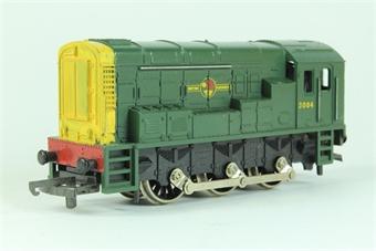 L205108 Class 08 3004 in BR Green