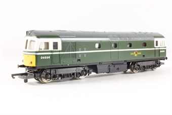 L205115a Class 33 D5606 in BR Green