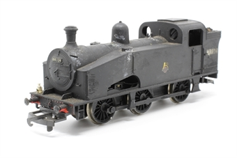 L205118-PO10 Class 94xx 0-6-0T 68974 in BR Black - Pre-owned - weathered & renumbered - detailed with lamp and real coal-  inconsistent runner - replacement box