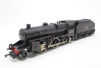 L205120-PO20 Class 5 Crab 2-6-0 42700 in BR Black with late crest - Pre-owned - detailed - reliveried