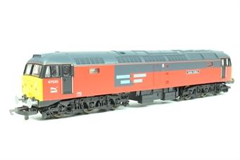 L205184a Class 47 47535 Saint Aidan in Rail Express Systems livery
