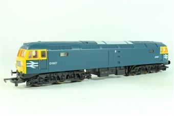L205192 Class 47 D1957 in BR Blue