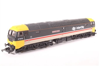 L205262 Class 47 47613 North Star in Intercity Executive livery