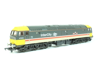 L205268b Class 47 47609 Fire Fly in Intercity Executive livery