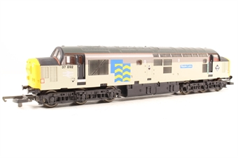 L205284 Class 37 37892 'Ripple Lane' in Railfreight Petroleum Sector Livery