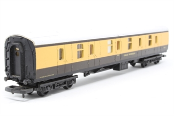 L305345-PO12 Mk 1 BG Full Brake in GWR chocolate & cream - Pre-owned - Scratches to body/paintwork - replacement box
