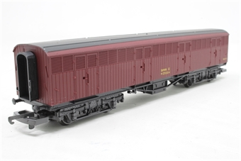 L305350-PO07 Bogie Parcel Van 'Siphon G' W2938W in BR Crimson - Pre-owned - Like new