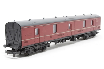 L305657W-PO23 BR Mk 1 GUV General Utility Van W86470 in BR Maroon - Pre-owned - Like new - imperfect box