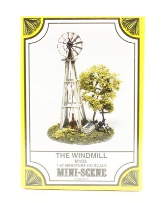 M103 The Windmill Mini-Scene